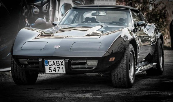 Chevrolet Corvette Stingray 1976
