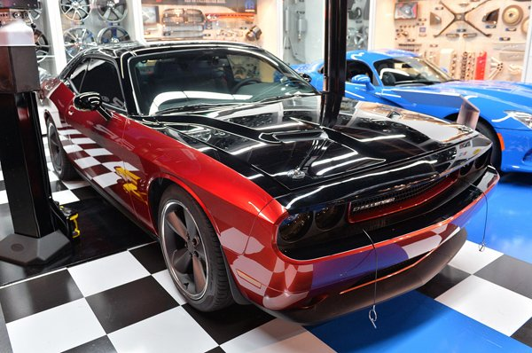 Dodge Challenger Scat Package от Mopar